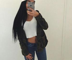 girls, lifestyle, and hood image