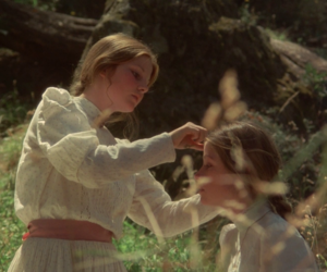 Picnic at Hanging Rock and vintage image