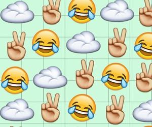wallpaper, emoji, and background image