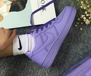 fashion, lavender, and purple image