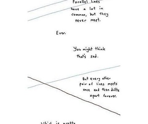 quotes, sad, and lines image