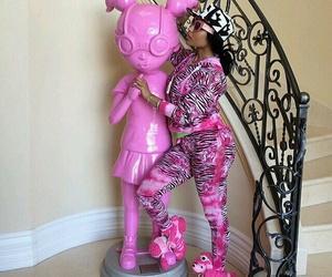 pink and nicki minaj image