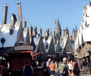 harry potter, summer, and universal image