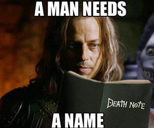 game of thrones, death note, and got image
