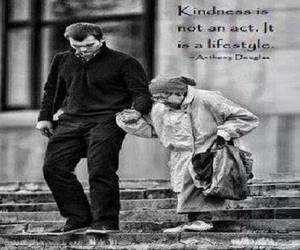 kindness, lifestyle, and not an act image