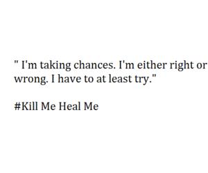 drama, kill me heal me, and korean image
