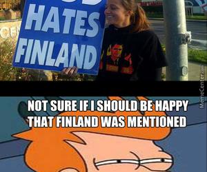 finland, futurama, and gay image