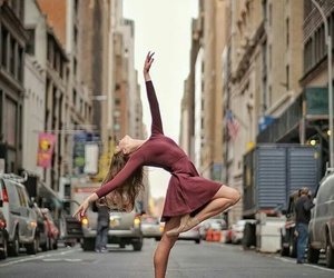 dance, ballerina, and ballet image