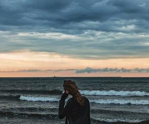 girl, travel, and paradise image