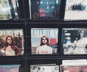 lana del rey, albums, and cd image