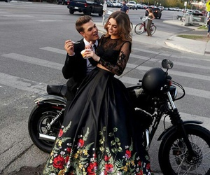 beautiful, party, and Prom image