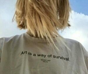 grunge, tumblr, and art image