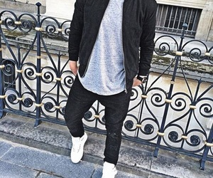 fashion, style, and outfits for men image
