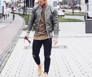 sexy, casual outfit, and for men image