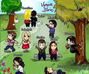 tvd, the vampire diaries, and elena image