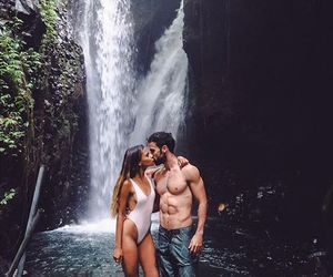couple, lovely, and Hot image