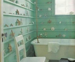 bathroom and decoration image