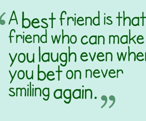 best friends and qoutes image