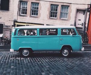 car, vans, and travel image