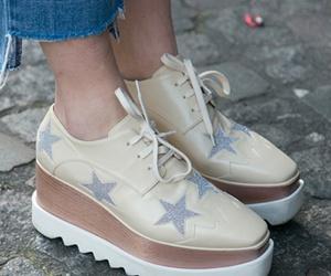 platform and shoes image