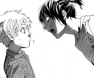 anime, manga, and yukine image