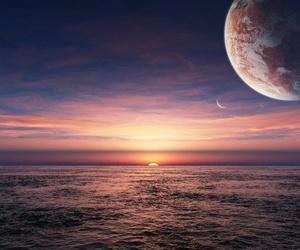 sea and sun image