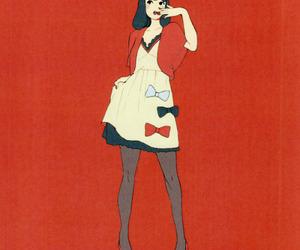 anime, draw, and anime girl image