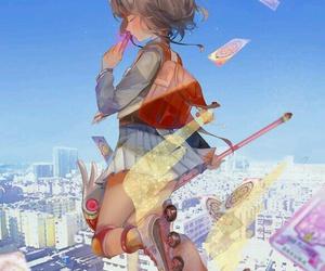 sakura card captor image