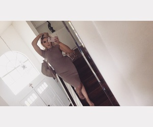 dress, happiness, and ootd image