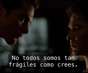 damon, frases, and the vampire diaries image