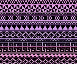 wallpaper, pattern, and purple image