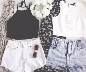 outfit, cute, and casual image