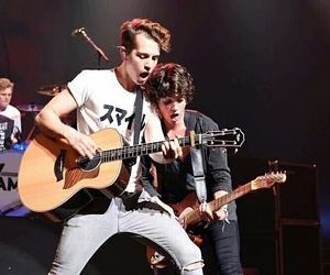 handsome, perfects, and brad simpson image
