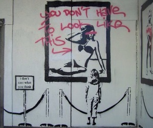 art, graffiti, and quotes image