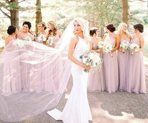 beautiful, wife, and dress image