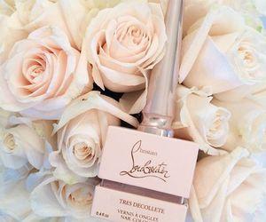 louboutin, roses, and luxury image