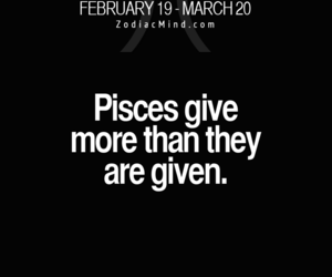 cancer, horoscope, and pisces image