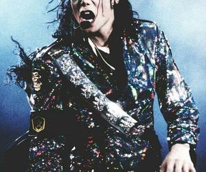 michael jackson, michael, and king of pop image