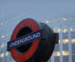 london and underground image