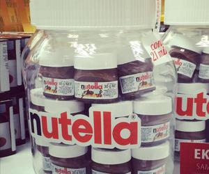 yummy, food, and nutella image