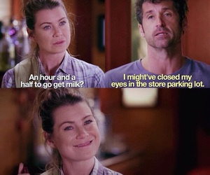lol, grey's anatomy, and mc. dreamy image