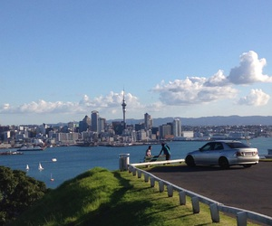 auckland, nature, and new zealand image