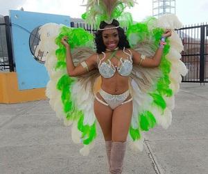 Caribbean, carnaval, and dancer image
