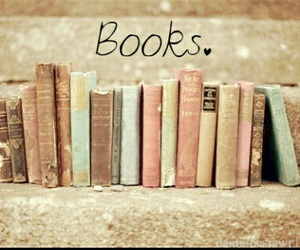 book, vintage, and read image