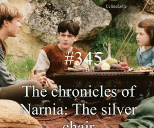 movie, the chronicles of narnia, and the silver chair image