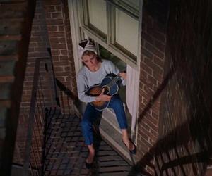 actress, film, and guitar image