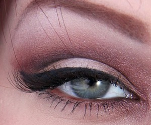 eyeshadow, makeup, and fashion makeup image