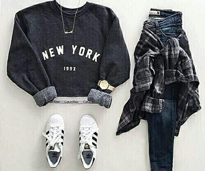jeans, shoes, and outfit image