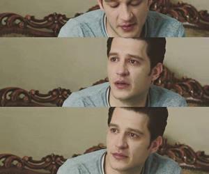 boy, sad, and cute image