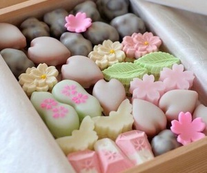 sweet, japan, and food image